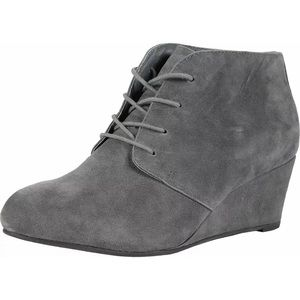 Vionic Elevated Becca Wedge Booties
